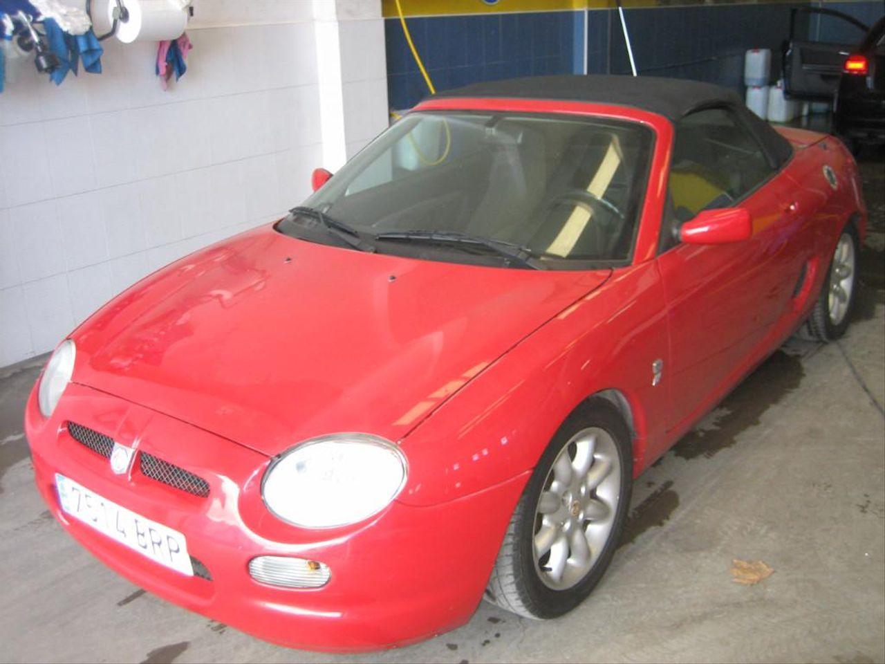 MG MGF de venta de venta por 3990